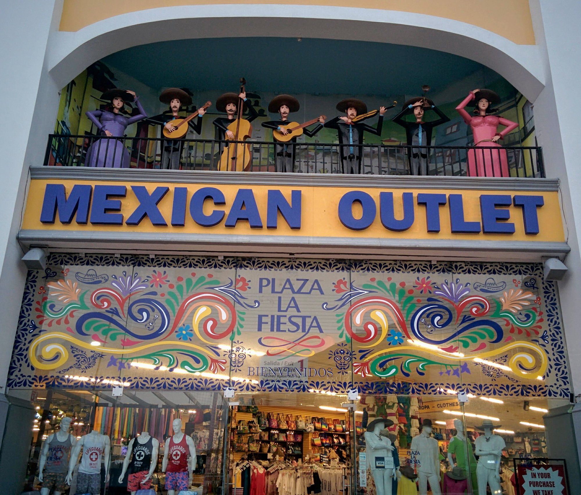 Mexican outlet
